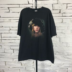 Stevie Nick Crystal Vision 2007 Tour T-Shirt 1456